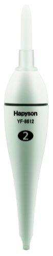 ハピソン(Hapyson) 白色発光ラバートップミニウキ 2号 電池付 YF-8612