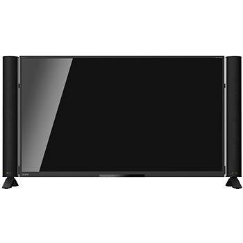 三菱 58V型地上・BS・110度CSデジタル 4K対応レーザー液晶テレビREAL 4K/3D (2TB HDD内蔵+別売USBHDD録画...