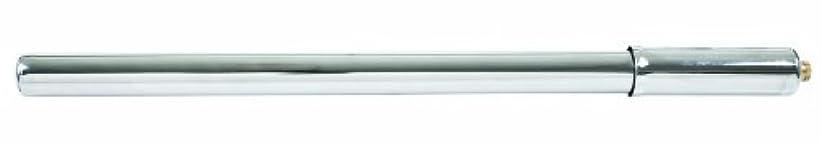 フィラデルフィア行商人狂うRaleigh Schraeder Valve Pump - Silver, 16 Inch by Raleigh