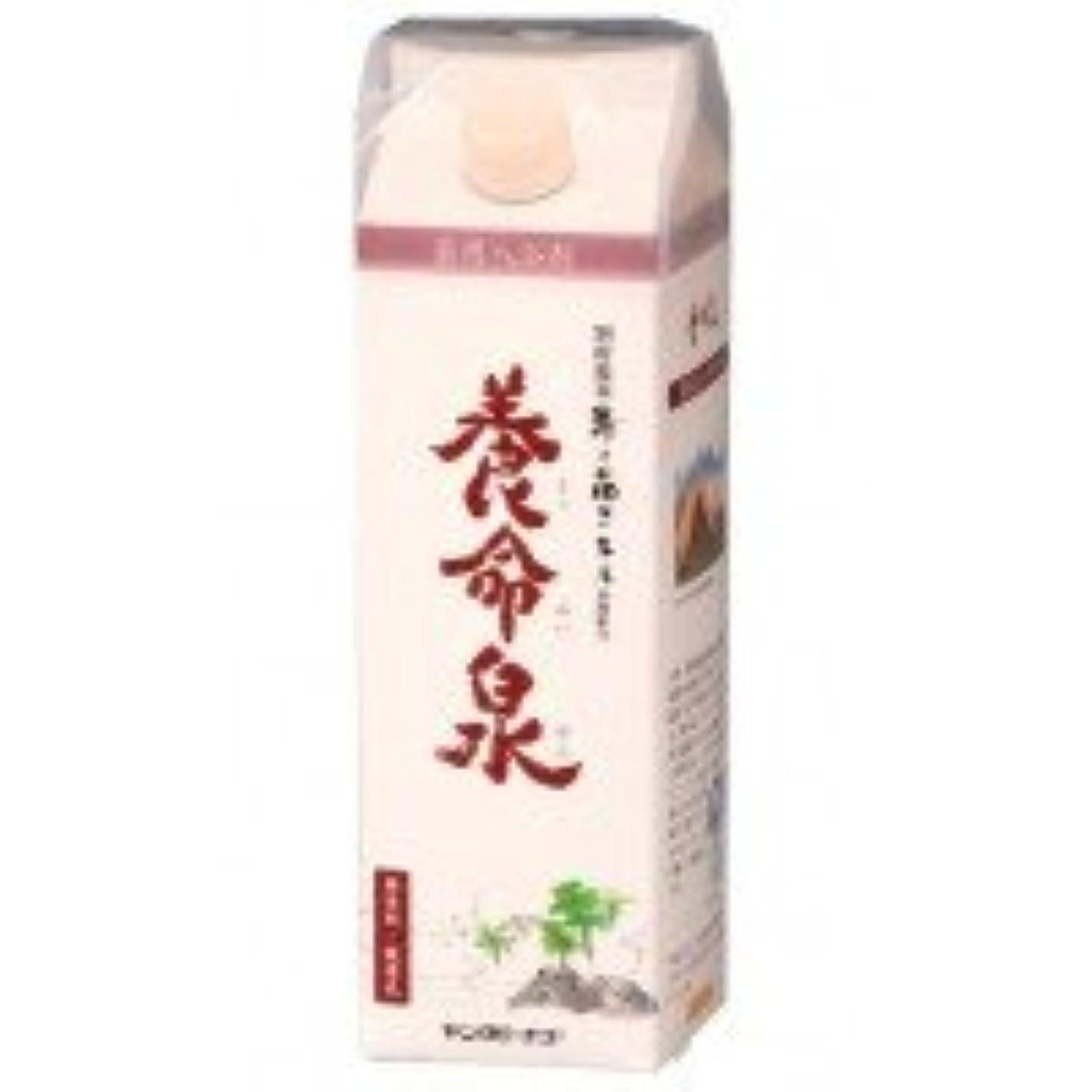 ミリメートルブリード固めるヤングビーナス 薬用入浴剤 養命泉 900g