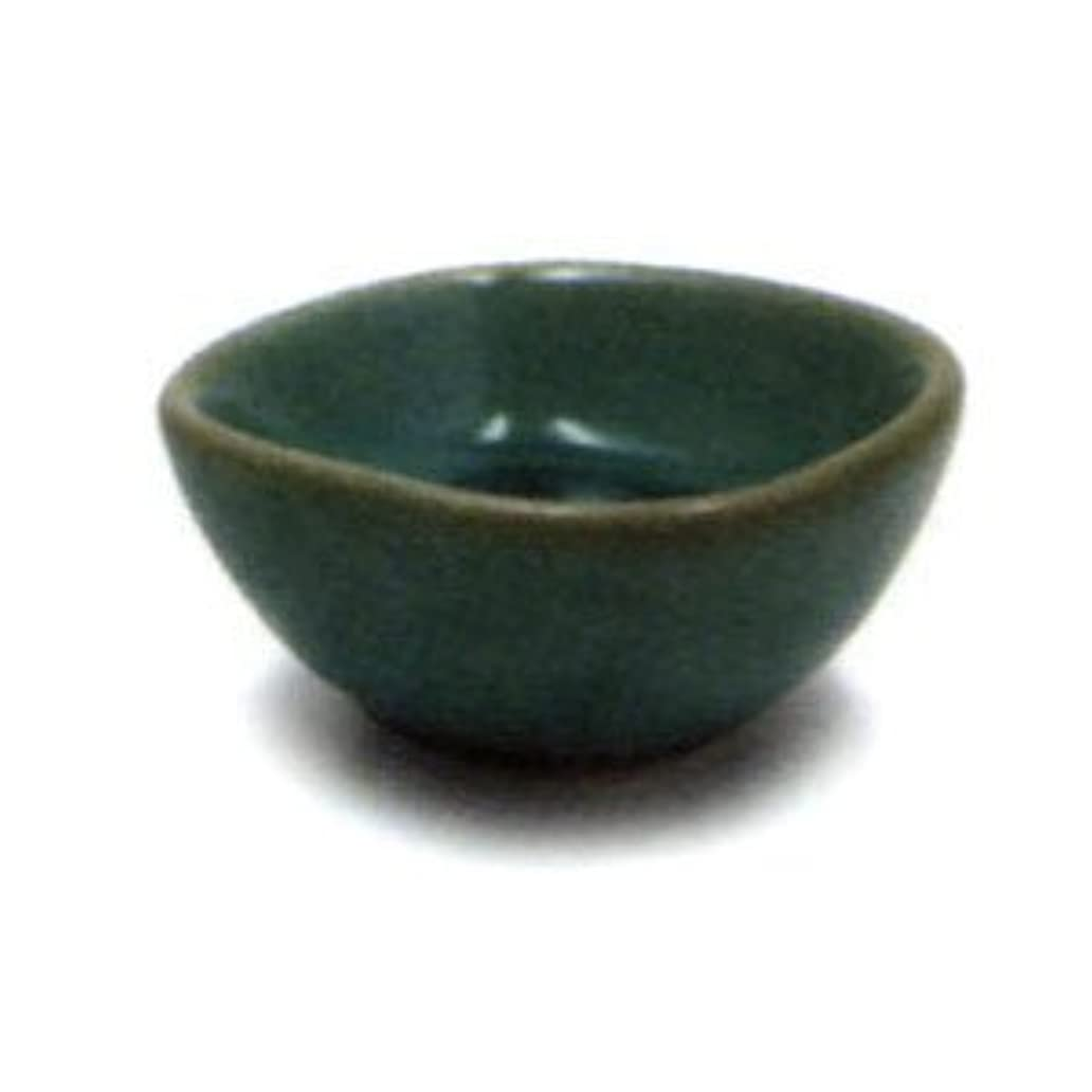 昆虫を見る緑伝記響き香台 鉢 グリーン