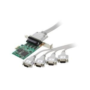 アイ・オー・データ機器 PCI-Express x1用 RS-232C 4ポート拡張インターフェイスボード RSA-EXP/P4R