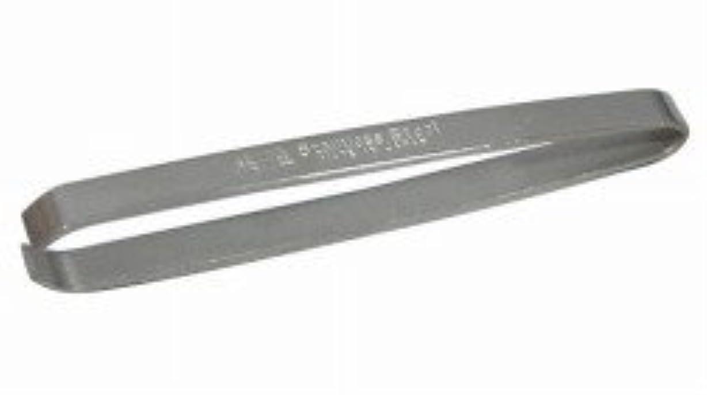 母性オープナー関係ステンレス 美粧 毛抜き 7.5cm