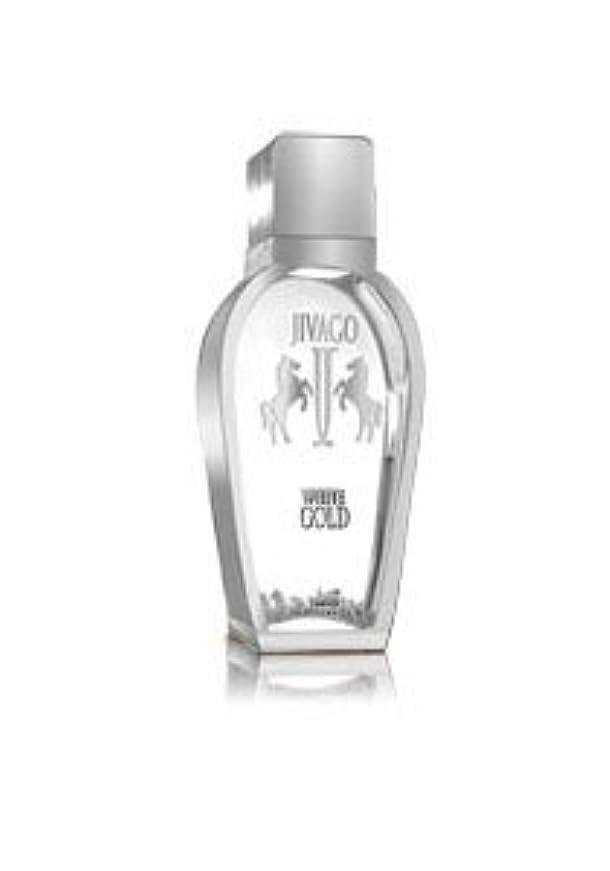 センチメンタル夜明けに食品Jivago White Gold (ジバゴホワイトゴールド) 3.4 oz EDP Spray for Men