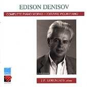 Denisov;Complete Piano Work