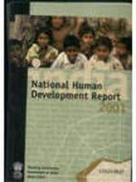 India: National Human Development Report 2001