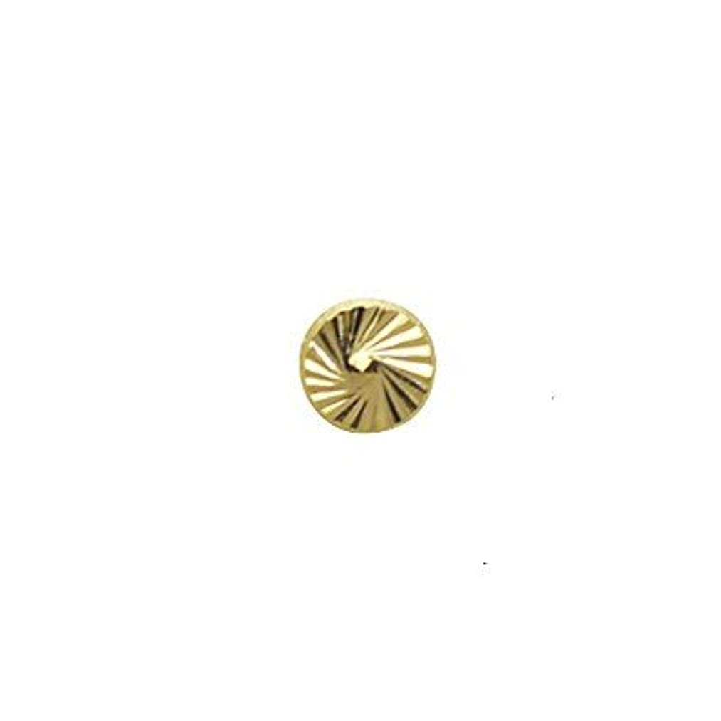 オフェンス不和不変SHAREYDVA ネイルパーツ サンシャインスタッズ ゴールド 4mm 20P