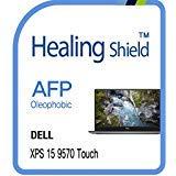 スクリーンプロテクター Dell XPS 15 9570 タッチスクリーン用 AFP撥油コーティングスクリーンプロテクター クリア LCDガード ヒーリングシールド Dell XPS 15 9570 フィルム