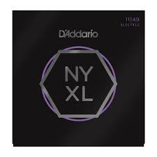 D'Addario ダダリオ NYXL1149 Medium(11-49) NYXL-1149 エレキギター弦【国内正規品】