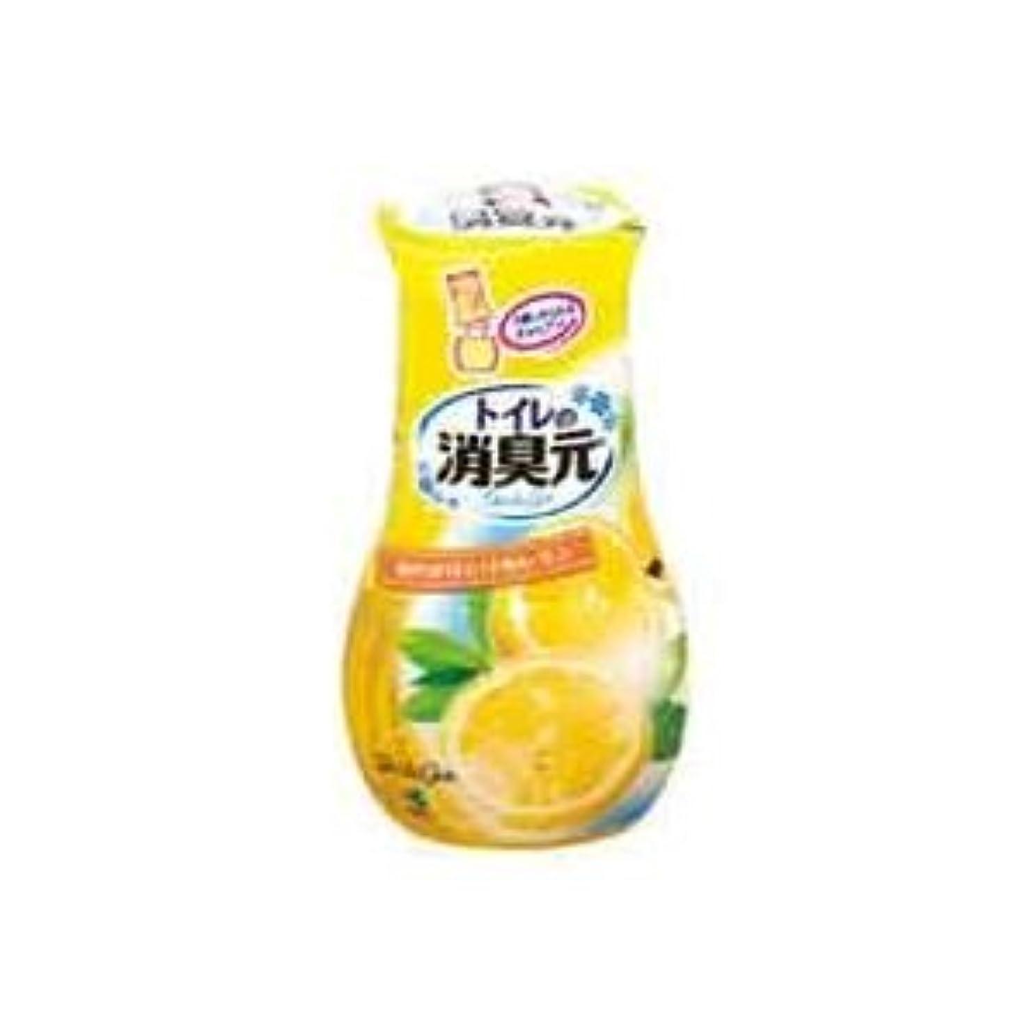 それに応じて入場料テレマコス(業務用40セット)小林製薬 トイレの消臭元 400ml レモン1個