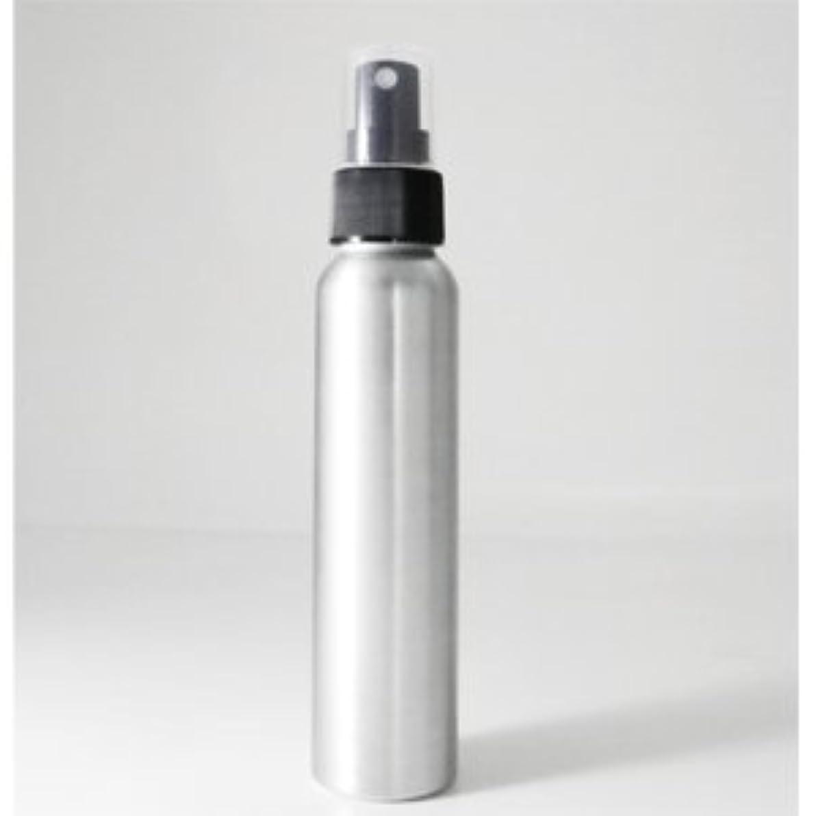 オークゾーン聴くアルミボトル スプレー容器 化粧品容器 100ml