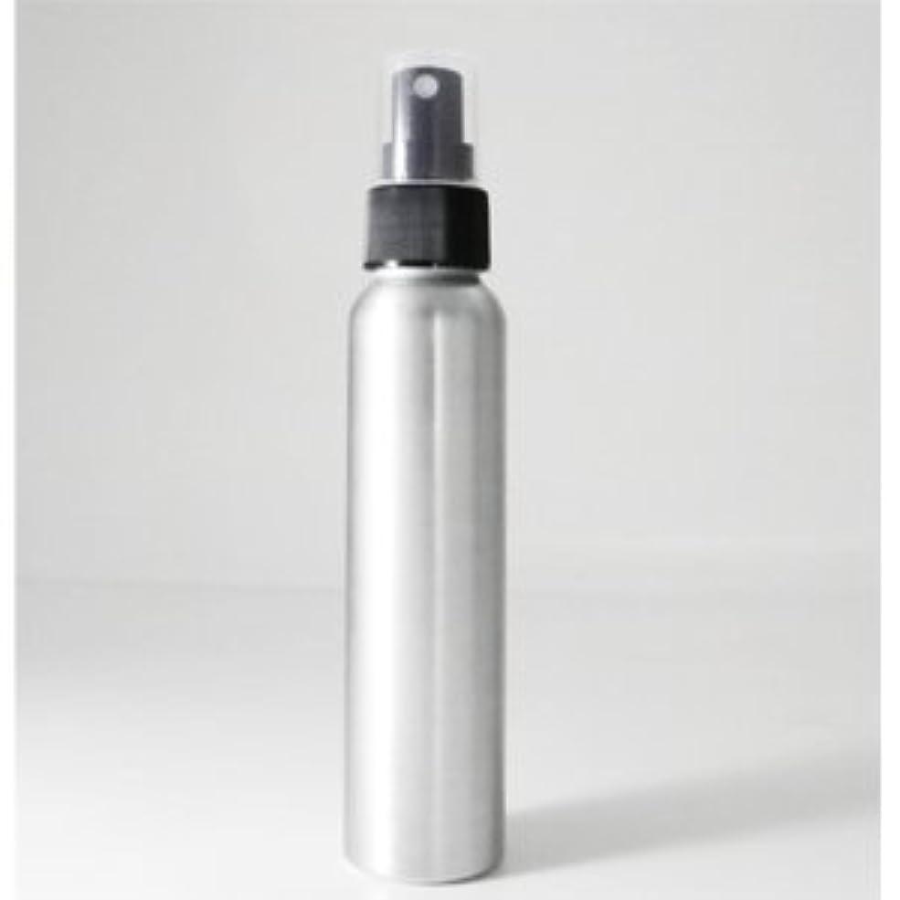 無礼に口分岐するアルミボトル スプレー容器 100ml 【手作り化粧品容器】