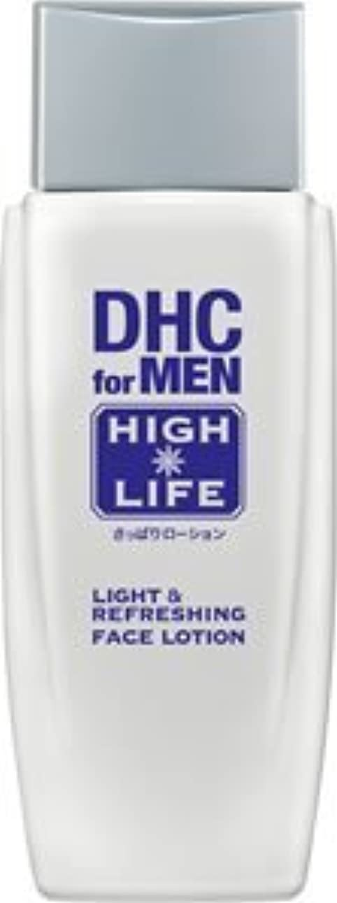 電圧ホラーディーラーDHCライト&リフレッシング フェースローション【DHC for MEN ハイライフ】