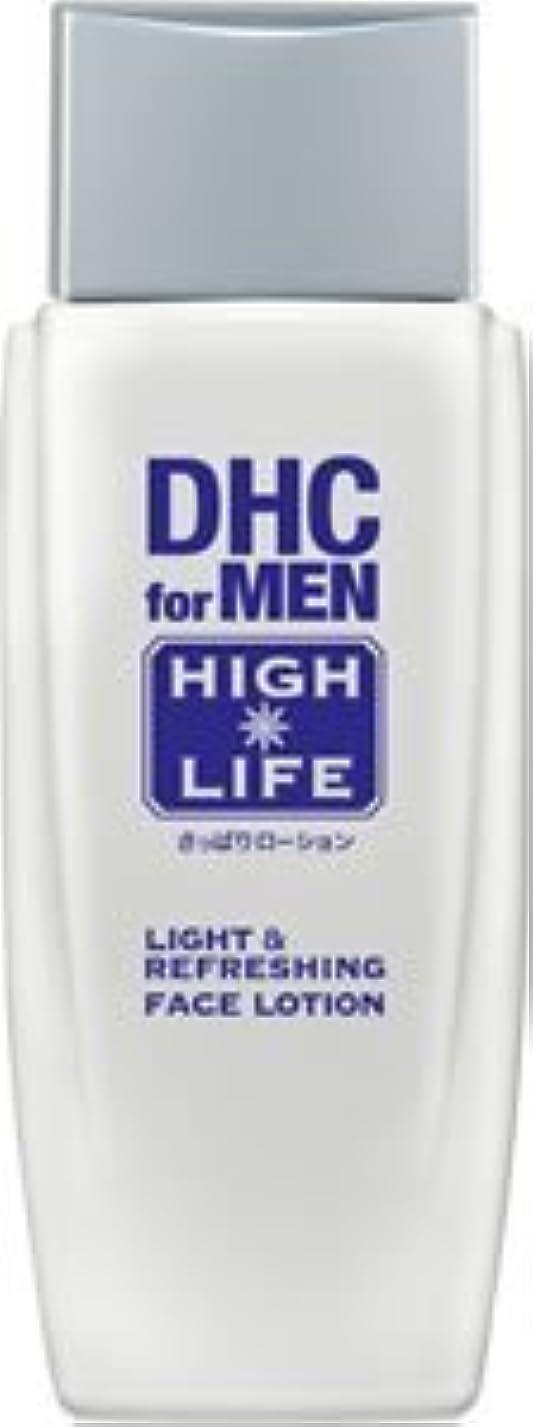 ルームボットジョグDHCライト&リフレッシング フェースローション【DHC for MEN ハイライフ】