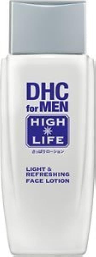 やりがいのある破裂フリースDHCライト&リフレッシング フェースローション【DHC for MEN ハイライフ】