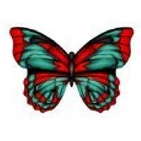 Microlite Mylar Finger Kite Butterfly 2 Pack by X-Kites [並行輸入品]