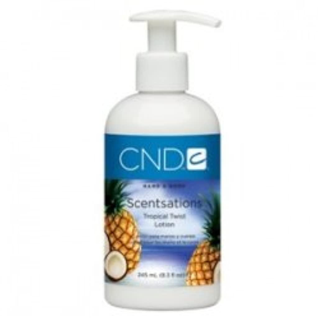 CND センセーションローション/245ml/トロピカル ツイスト