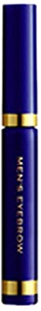 ミリメーターシャーロットブロンテ消毒剤ビナ薬粧 メンズ眉墨(ブラック)