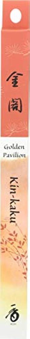 内なるヒューズお香(1, 35 Stick(s)) - Japanese Incense Sticks Kin-kaku Golden Pavilion (1x35St) Shoyeido