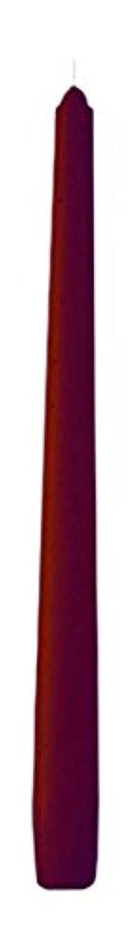哲学博士芸術的カルシウム12インチテーパー 「 ボルドー 」 12本入り