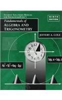 Fundamentals of Algebra and Trigonometry