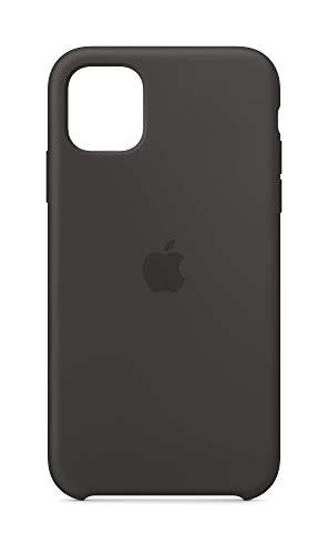 iPhone 11 シリコーンケース - ブラック