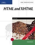 New Perspectives on HTML and XHTML, Comprehensive (New Perspectives Series) by Patrick Carey (2004-11-02)