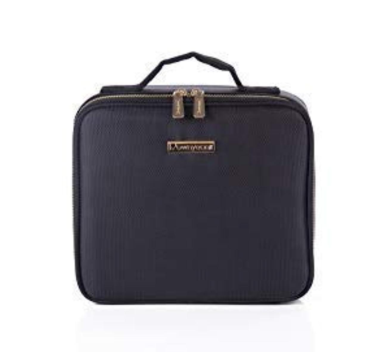 願うマグ芸術的メイクボックス 大容量 コスメボックス 携帯用 旅行 出張 メイクボックス プロ用