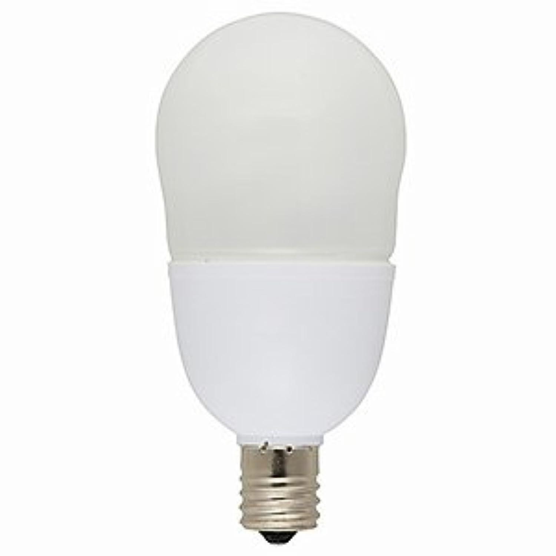 オーム電機(OHM) 【ケース販売特価 12個セット】 電球形蛍光灯 《エコなボール》 A形 白熱電球60W形相当 電球色 E17口金 EFA15EL/12-E17N_set