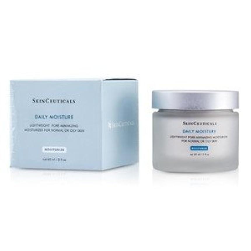 アフリカ人に応じて強制的SkinCeuticals(スキンシューティカルズ) デイリー モイスチャー(ノーマル~オイリースキン) 60ml/2oz [並行輸入品]
