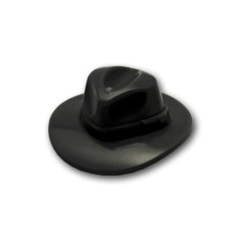 レゴミニフィグパーツ ウェスタンハット:[Black / ブラック] 【並行輸入品】