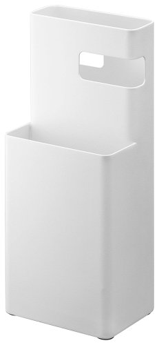 RoomClip商品情報 - 山崎実業 フローリングワイパースタンド デュオ ホワイト 7579