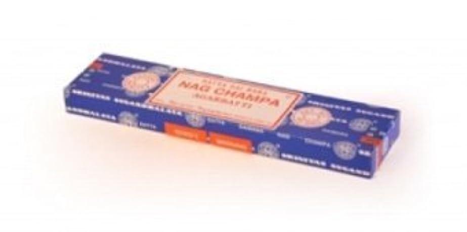 しかし目に見えるなすNag Champa Incense 40g by Shrinivas Sugandhalaya [並行輸入品]