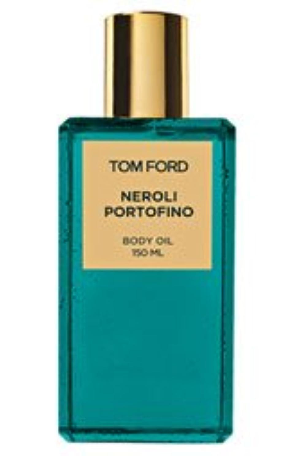 技術盗賊ミスペンドTom Ford Private Blend 'Neroli Portofino' (トムフォード プライベートブレンド ネロリポートフィーノ) 5.0 oz (150ml) Body Oil for Unisex