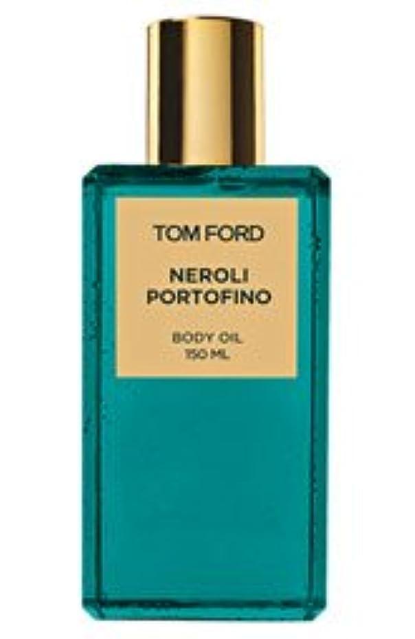 自然公園面ニックネームTom Ford Private Blend 'Neroli Portofino' (トムフォード プライベートブレンド ネロリポートフィーノ) 5.0 oz (150ml) Body Oil for Unisex