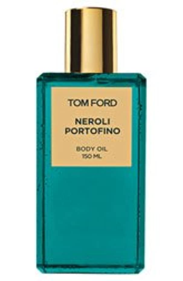 イヤホン偏心はしごTom Ford Private Blend 'Neroli Portofino' (トムフォード プライベートブレンド ネロリポートフィーノ) 5.0 oz (150ml) Body Oil for Unisex
