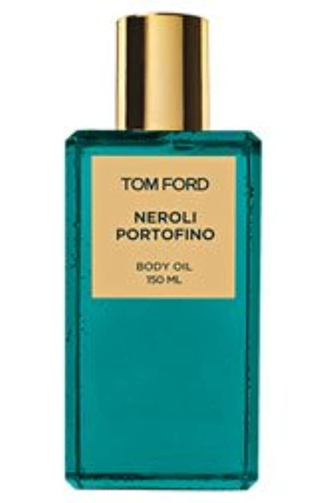 ハードリングカリキュラム西Tom Ford Private Blend 'Neroli Portofino' (トムフォード プライベートブレンド ネロリポートフィーノ) 5.0 oz (150ml) Body Oil for Unisex