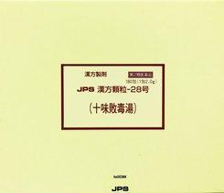 (医薬品画像)JPS漢方顆粒-28号