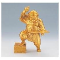 竹中銅器 146-17 置物「和風」 宝くじ大黒 [並行輸入品]