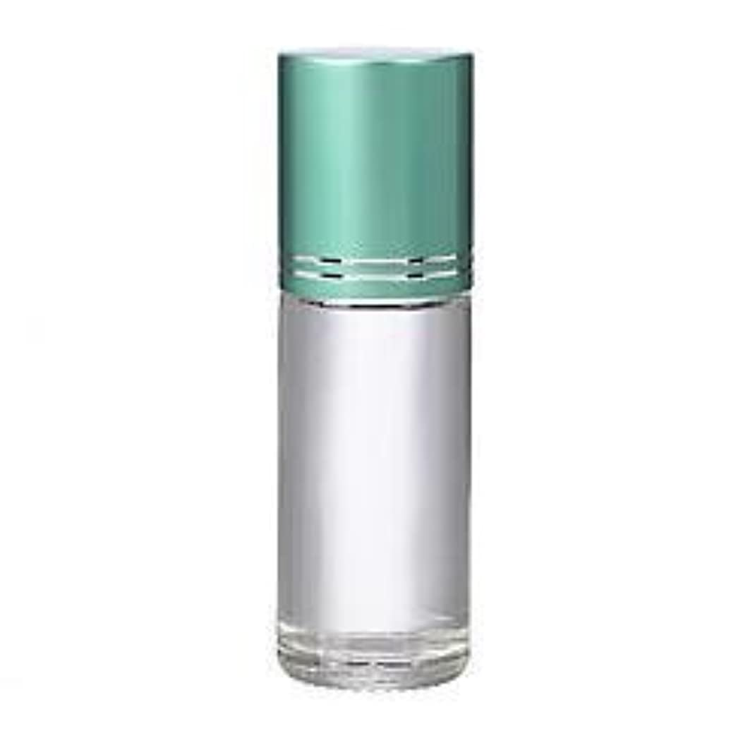 明確に遺伝子芸術的4 Bottles Large 30ml Roll On Empty Glass Bottles for Essential Oils Refillable 1 Oz Glass Roller Ball Roll-On...