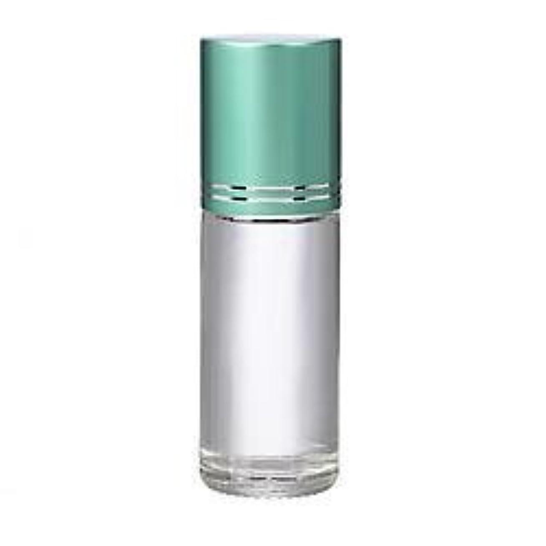 無効にする差し控えるチャーミング4 Bottles Large 30ml Roll On Empty Glass Bottles for Essential Oils Refillable 1 Oz Glass Roller Ball Roll-On...