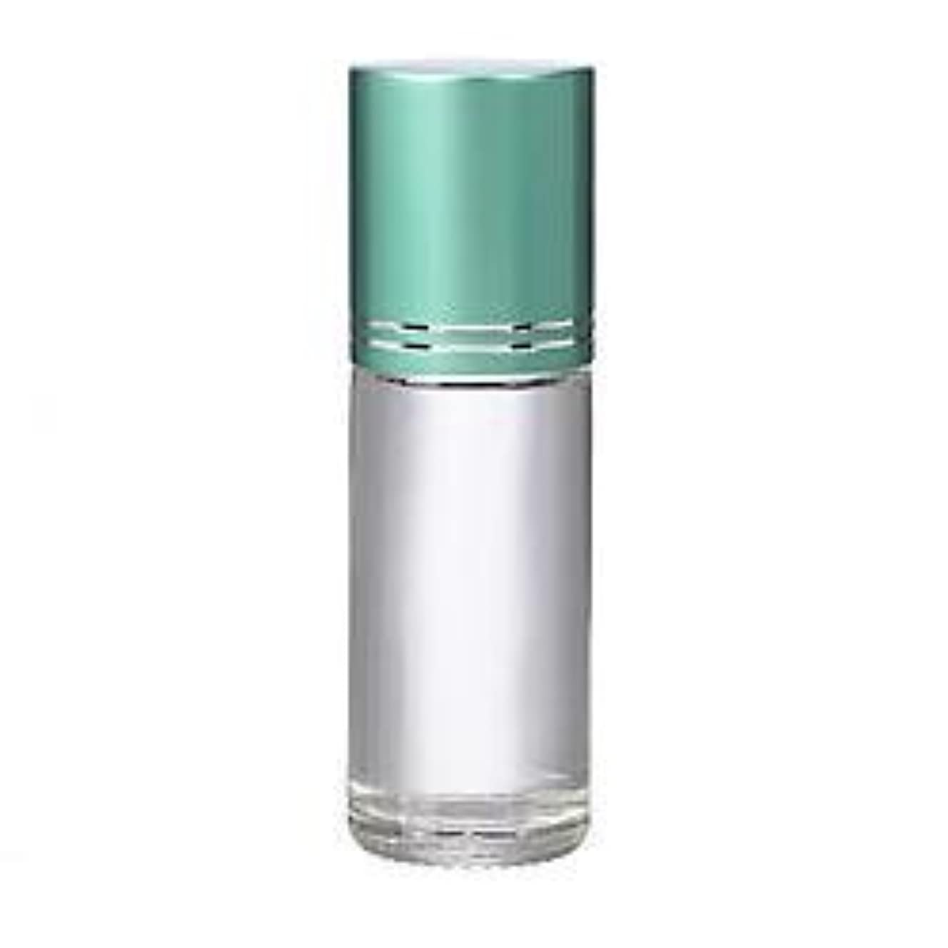 ストライク演じる抜粋4 Bottles Large 30ml Roll On Empty Glass Bottles for Essential Oils Refillable 1 Oz Glass Roller Ball Roll-On...