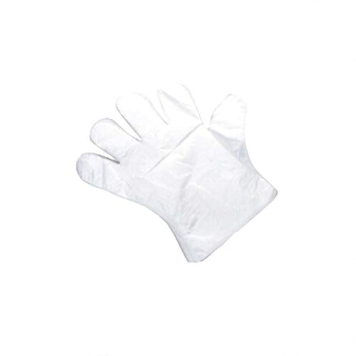 くるくるリネンチート手袋、使い捨て手袋、肥厚、抽出手袋、テーブル、ピクニック、100スーツ。