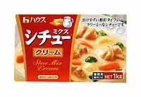 ハウス食品 シチューミクスクリーム 業務用・顆粒状 1kg