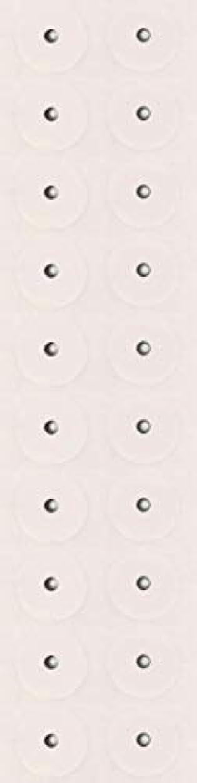 ペンダント遅滞ピンク【セラミック粒】耳つぼシール20粒×100シート