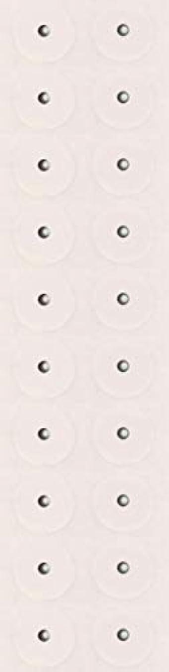 ローズ無駄異邦人【セラミック粒】耳つぼシール20粒×10シート
