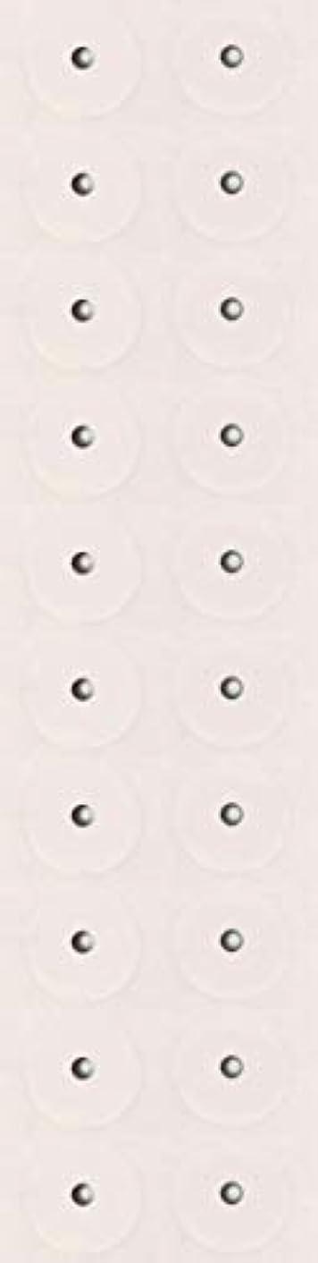 バイオリン赤ちゃん適度に【セラミック粒】耳つぼシール20粒×100シート