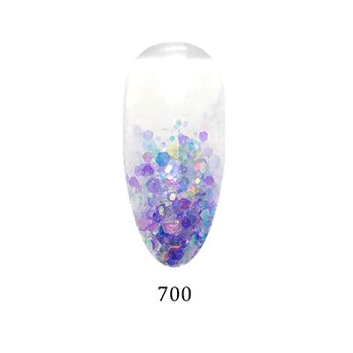 啓発する予測滑りやすいアイスジェル カラージェル グリーミングシリーズ GM-700 3g