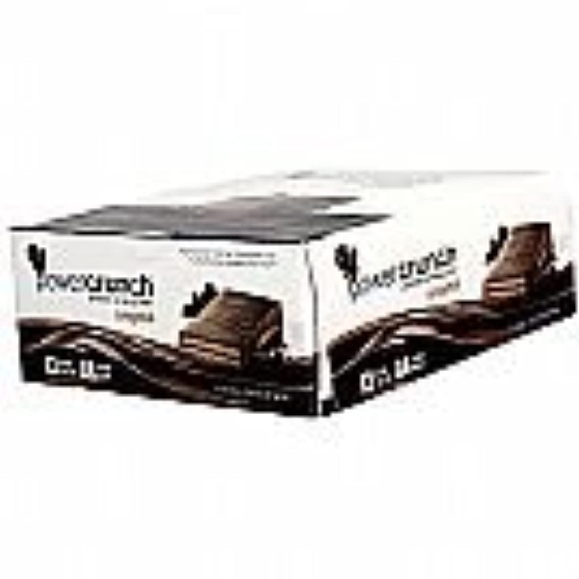 ネット貫入悔い改めるBioNutritional Research Group Power Crunch Bar 12 Bars Triple Chocolate [並行輸入品]