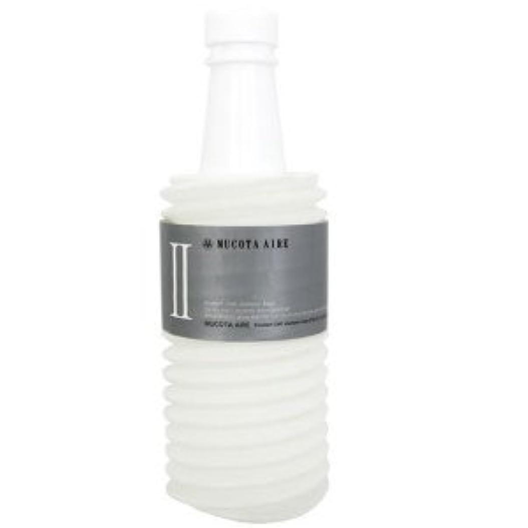 先生シャワー汚れたムコタ アデューラ アイレ02 エモリエントCMCシャンプー アクア 700ml(レフィル)